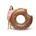 Big Mouth Giant Chocolate Donut Pool Float