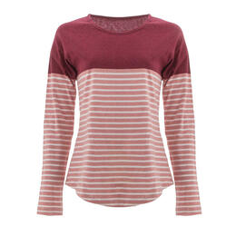 Aventura Women's Nolan Stripe Shirt