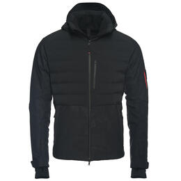Bogner Fire + Ice Men's Erik Down Black Jacket