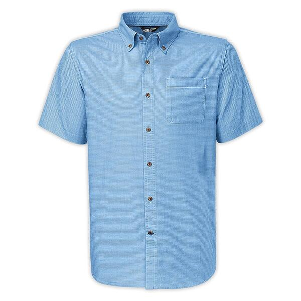 The North Face Men's Coyote Creek Short Sleeve Shirt
