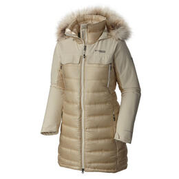 Columbia Women's Heatzone 1000 Long Parka Jacket