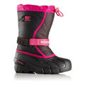 Sorel Girl's Youth Flurry Apres Ski Boots Right Side