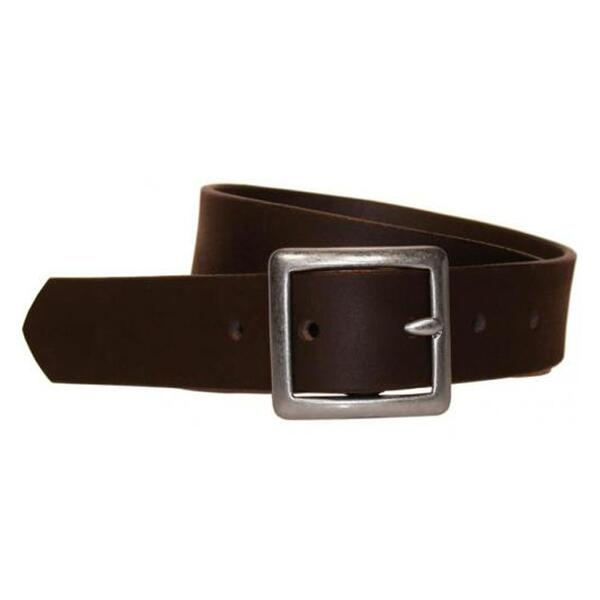 Bison Bison Leather Belt