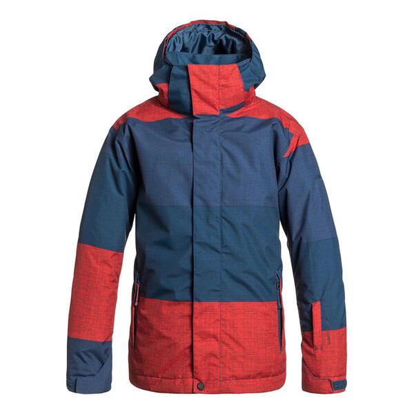 Quiksilver Boy's Mission Printed Jacket