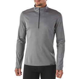Patagonia Men's Capilene Midweight Zip-Neck Baselayer