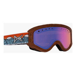 Anon Tracker Snow Goggles With Blue Amber Lens
