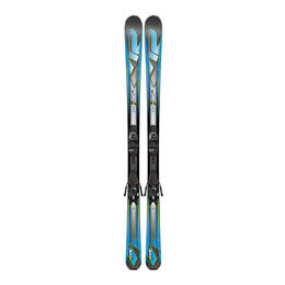 K2 Men's Konic 76 All Mountain Skis with Marker M2 10 Bindings '17
