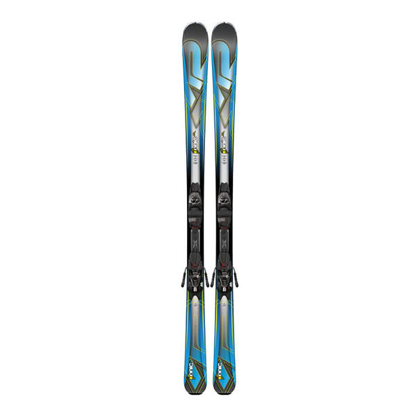 K2 Skis Men's Konic 76 All Mountain Skis Wi