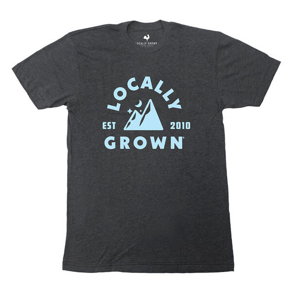 Locally Grown Clothing Men's Mountain Sky L