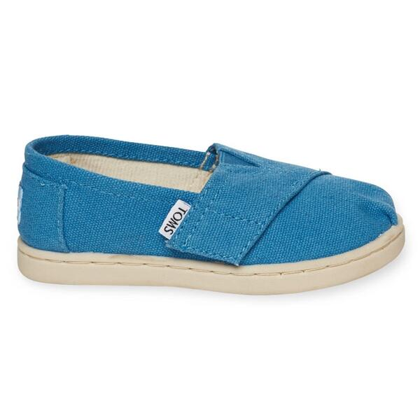 Toms Tiny Canvas Classic Slip-on Casual Shoes