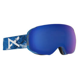 Anon Men's M2 Snow Goggles with Sonar Blue Lens
