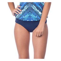 Lucky Women's High Tides Reversible Side Tab Bikini Bottom