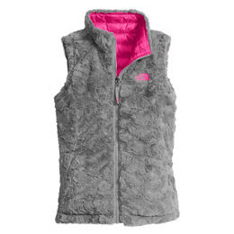 The North FaceGirl's Mossbud Swirl Reversible Vest