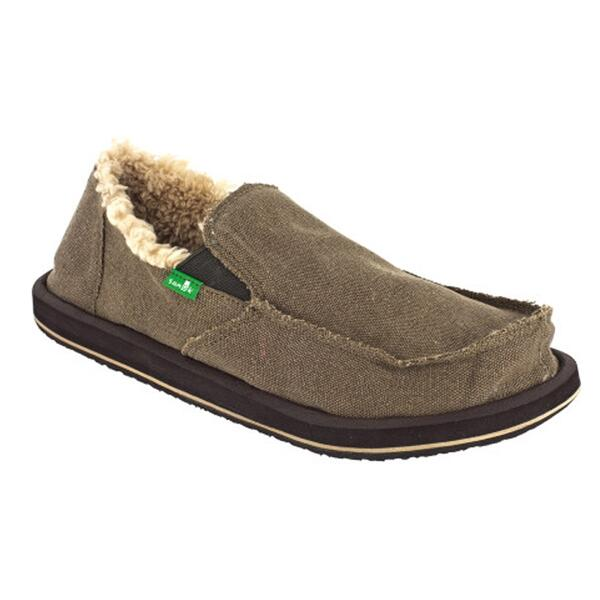 Sanuk Men's Vegabond Chill Sidewalk Surfers