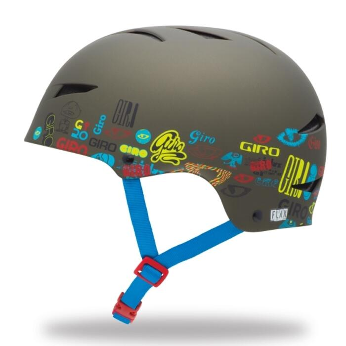 Giro Flak Freestyle Bike Helmet