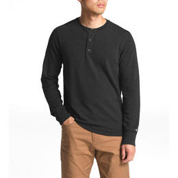 The North Face Men's Terry Henley Long Sleeve Shirt