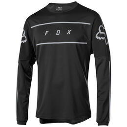 Fox Men's Flexair Long Sleeve Fine Line Cycling Jersey