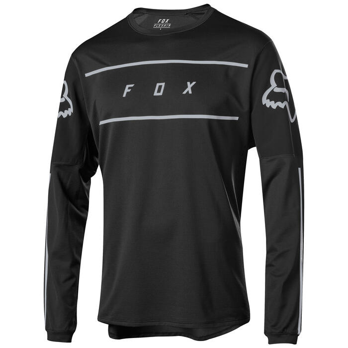 Fox Men's Flexair Long Sleeve Fine Line Cyc