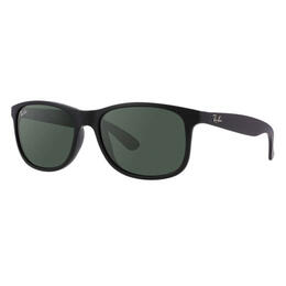 Ray-Ban Andy Sunglasses With Green Classic Lenses