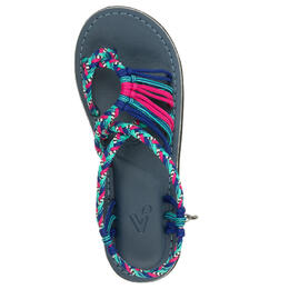 Vines Islandwear Women's Paradise Found X Flat Sandals