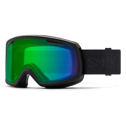 Smith Riot Snow Goggles W/ Chromapop Green Mirror Lens