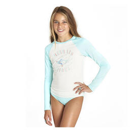 Billabong Girl's Sol Searcher Rashguard