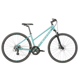 Haro Women's Bridgeport Step Through Dual Sport Bike '20