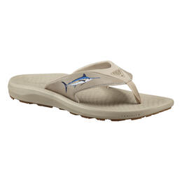 Columbia Men's Fish Flip PFG Flip Flops