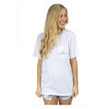 Lauren James Women's The Sweet Life On Lake Spring Tee Shirt