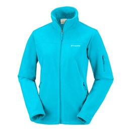 Columbia Women's Fast Trek II Plus Full Zip Fleece Jacket