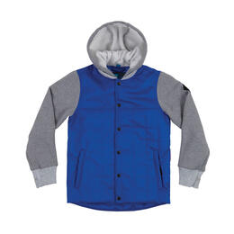 686 Boy's Bedwin Insulated Hybrid Jacket