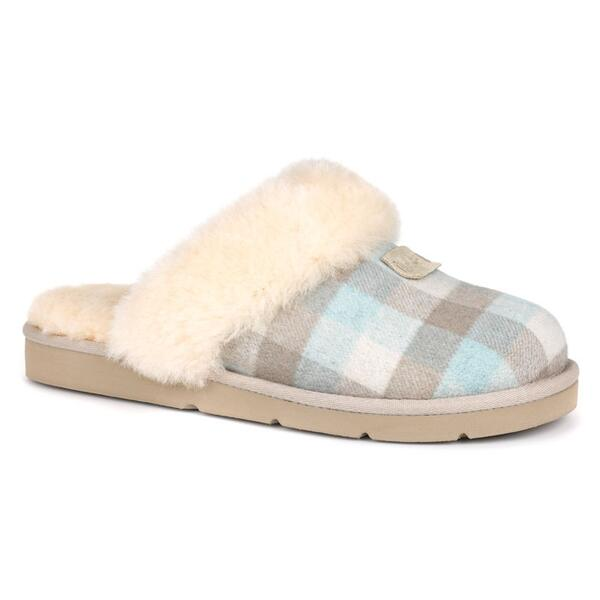 UGG® Women's Cozy Flannel Apres Ski Slippers