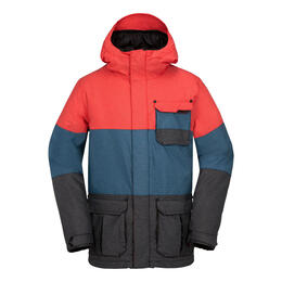 Volcom Men's Captain Insulated Ski Jacket