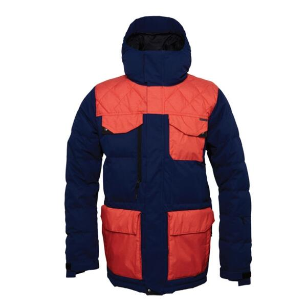686 Men's Parklan Preserve Down Snowboard Jacket