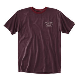 Vans Men's Cherished Ringer Short Sleeve T-Shirt