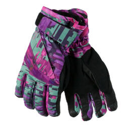 Obermeyer Girl's Cornice Insulated Ski Gloves