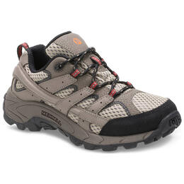 Merrell Boy's Moab 2 Low Lace Hiking Shoes