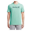 Hurley Men's One And Only Push Through Tee