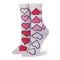 Stance Girl's Crew XO Everyday Youth Socks