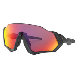 Oakley Men's Flight Jacket Polarized Sunglasses