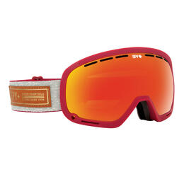 Spy Marshall Snow Goggles With Bronze Red Spectra Lens