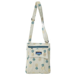 Kavu Women's Keeper Pineapple Express Cross Body Bag