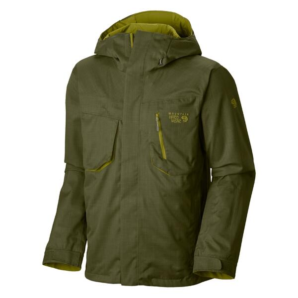 Mountain Hardwear Men's Snowzilla Jacket