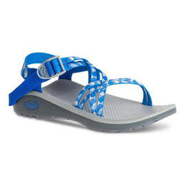Chaco Women's Z/Cloud X Casual Sandals Patch Blues