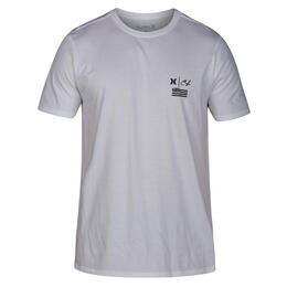 Hurley Men's Premium Underwater Short Sleeve T Shirt