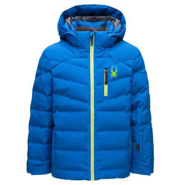 Spyder Boy's Impulse Synthetic Down Jacket