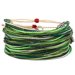Pura Vida Bracelets Women's Sea Turtle Conservancy Charity Original Bracelet