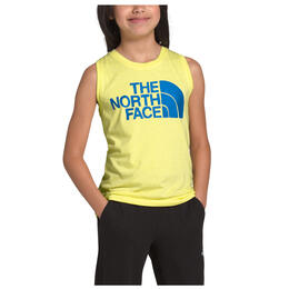 The North Face Girl's Tri-blend Tank Top