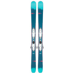 Rossignol Women's Sassy 7 Skis with Xpress 10 W B93 Bindings '20