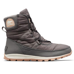 Sorel Women's Whitney Short Lace Winter Boots